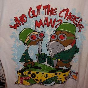 Vintage 1993 Ren & Stimpy Nickelodeon Shirt